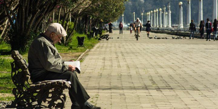 Sigue en aumento el número de personas que viven solas en España